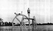Water Wheel, 1925